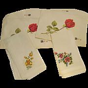 ALBA Swiss Handkerchief Pair