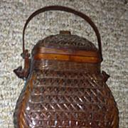Shanghai Handicraft  Tea Basket