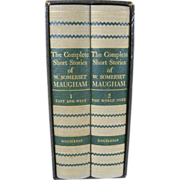 SALE Complete Short Stories of W. Somerset Maugham