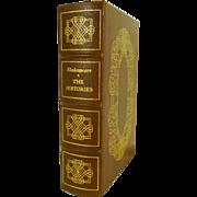 Shakespeare The Histories Leather Bound Easton Press