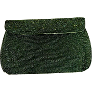 Envelope Clutch Purse by Josef Hand Beaded
