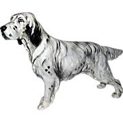 Royal Doulton HN 1050 English Setter Dog Figurine