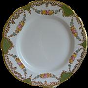 Set of 6, Wedgwood Plates, Etruria, England, Made for Gilman Collamore & Co.,  1901 -1915