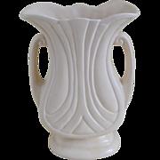 Hull Pottery Mardi Gras Vase with Granada Handles, USA, 1938 -1950