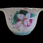 Dainty Handpainted  Lotus Blossom Noritake Bowl 1920-1938