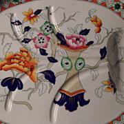 SALE Staffordshire Mason's Well & Tree Platter