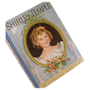 SOLD Shirley Temple By Jerome Beatty 1935 1st Ed.