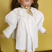 Victorian Jacket for Med. to Large Doll, Great Shape