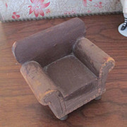 Strombecker Rolled Arm Chair