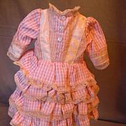 """Lovely Doll Dress for 21"""""""