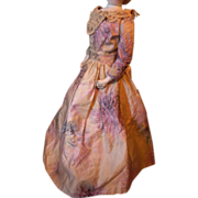 SALE French Fashion Gown