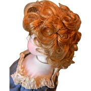 Fashion Wig, made in France, H.H.