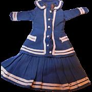 Original French Fashion Dress