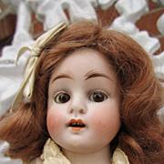 """All Bisque 8 1/2"""" Kestner 208 Prize Baby Doll"""
