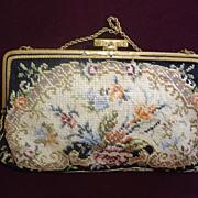 Czech Petipointe 1930's Handbag.
