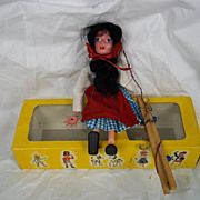 Pelham Puppets:- SL11 'Red Riding Hood'