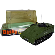 Dinky Toys No.691 Striker Anti-Tank Vehicle, Boxed, Bubble Top
