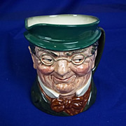 """SOLD Royal Doulton Toby Jub:- """"Mr Pickwick"""" Early Release"""