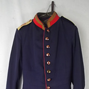 German Gefreiter (Sergeant) Tunic Circa 1895 - 1914 - Silesian Regiment