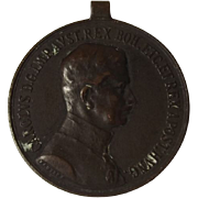 WW1 Austro-Hungarian Medal For Bravery