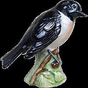 Beswick Pottery Model Of A Small Stonechat Bird