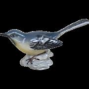 Beswick Pottery Model Of A Small Grey Wagtail
