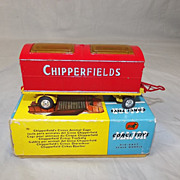 Boxed Corgi 1123 Chipperfields Circus Animal Cage #4