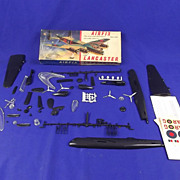 Airfix Avro Lancaster 1/72nd Scale Aircraft Boxed Kit (1959-63)