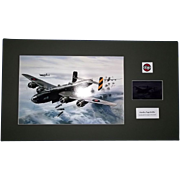Airfix Original Artwork Cibachrome Print & Photo Negative Handley Page Halifax