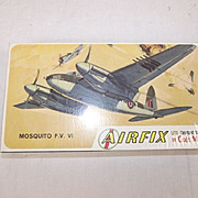 Sealed Airfix Mosquito FV VI 1/72nd Scale Aircraft Boxed Kit 1963