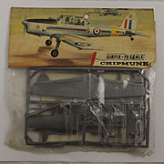 Sealed Airfix 1/72nd Scale Series 1 Chipmunk Type 3 Bagged Kit 1970