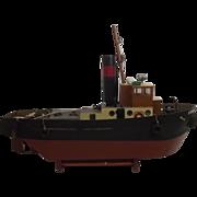 "Radio Control Model Of The Tug Boat ""Stepney"" Model"