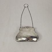 Chester 1916 Silver Purse
