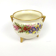 Royal Worcester 1876 Miniature Cauldron