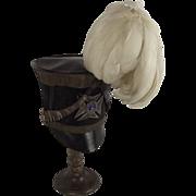 1833-1835 Victorian Royal Berkshire Militia Officer's Bell Top Shako