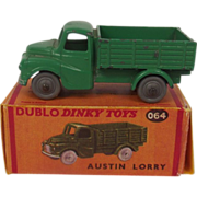 Dublo Dinky Toys No. 064 Austin Lorry 1957-1962