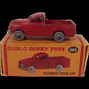 Dublo Dinky Toys No. 065 Morris Pick-Up 1957-1960