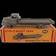Dublo Dinky Toys No.066 Bedford Flat Truck