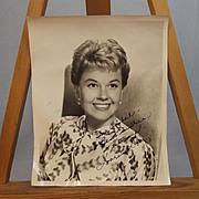 Signed Autographed MGM Doris Day Studio Shot Circa 1950's