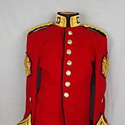 Regimental Garrison Sergeant Majors Dress Tunic