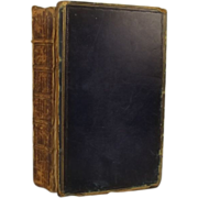 The Young Man's Book of Knowledge By Daniel Fenning – 1786