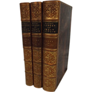 The Naval History of Great Britain By William James 1837 Volumes 4-6