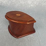 Fine WW1 Converted Propeller Blade Cross Section Caddy