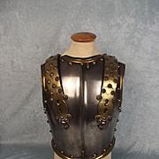 Rare Circa 1830 British Officers Horse Guards Cuirass Armour Set
