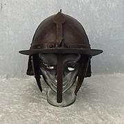 17th Century English Civil War Period Zischagee Lobster Helmet