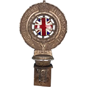 1931-36 Royal Automobile Club Associate Radiator Hood Badge