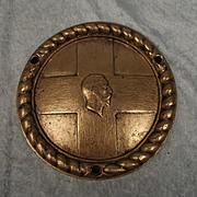 WW2 HMS King George V (41) Bronze Boat Badge
