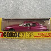 Corgi 284 Citroen SM Whizzwheels