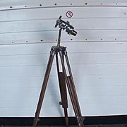 Circa WW2 Ross Of London 3.5 x 28 Naval Gunsight Binoculars