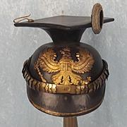 M1889 Pattern Prussian Officers Uhlan Chapka Helmet
